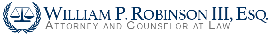 William P. Robinson III, Esq.